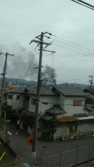 熊取 町 火事