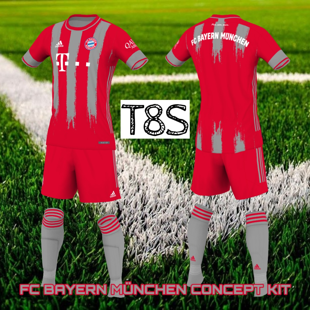 FC BAYERN MÜNCHEN 🔴 @FCBayern Concept Kit Made with @PESMasterSite  #eFootballPES2020 #kitmaker #kitfantasy #kitconcept #kit #Concept #fantasy #conceptkit #Bayern #Adidas  DOWNLOAD: https://t.co/EMKneXOAOO  @PeSpanda https://t.co/B8I2Q9vMZa  @VirtuaRED https://t.co/r34BMY0fBE https://t.co/8avSk2rH4a