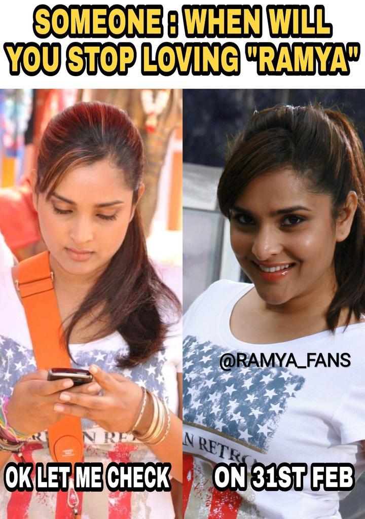 ಸ್ಯಾಂಡಲ್ ವುಡ್ ಕ್ವೀನ್ ರಮ್ಯಾ @divyaspandana #Sandalwoodqueen #sandalwoodpadmavati#sandalwoodqueenramya#kannadthi #nimmaramya#actressramya#angel #diva #divyaspandana#padmavati #luckystar_ramya #mohakataareramya #goldengirl_ramya#ramya#ramyaplsdofilms #ramya_fanspic.twitter.com/DeRcYL4Y0X