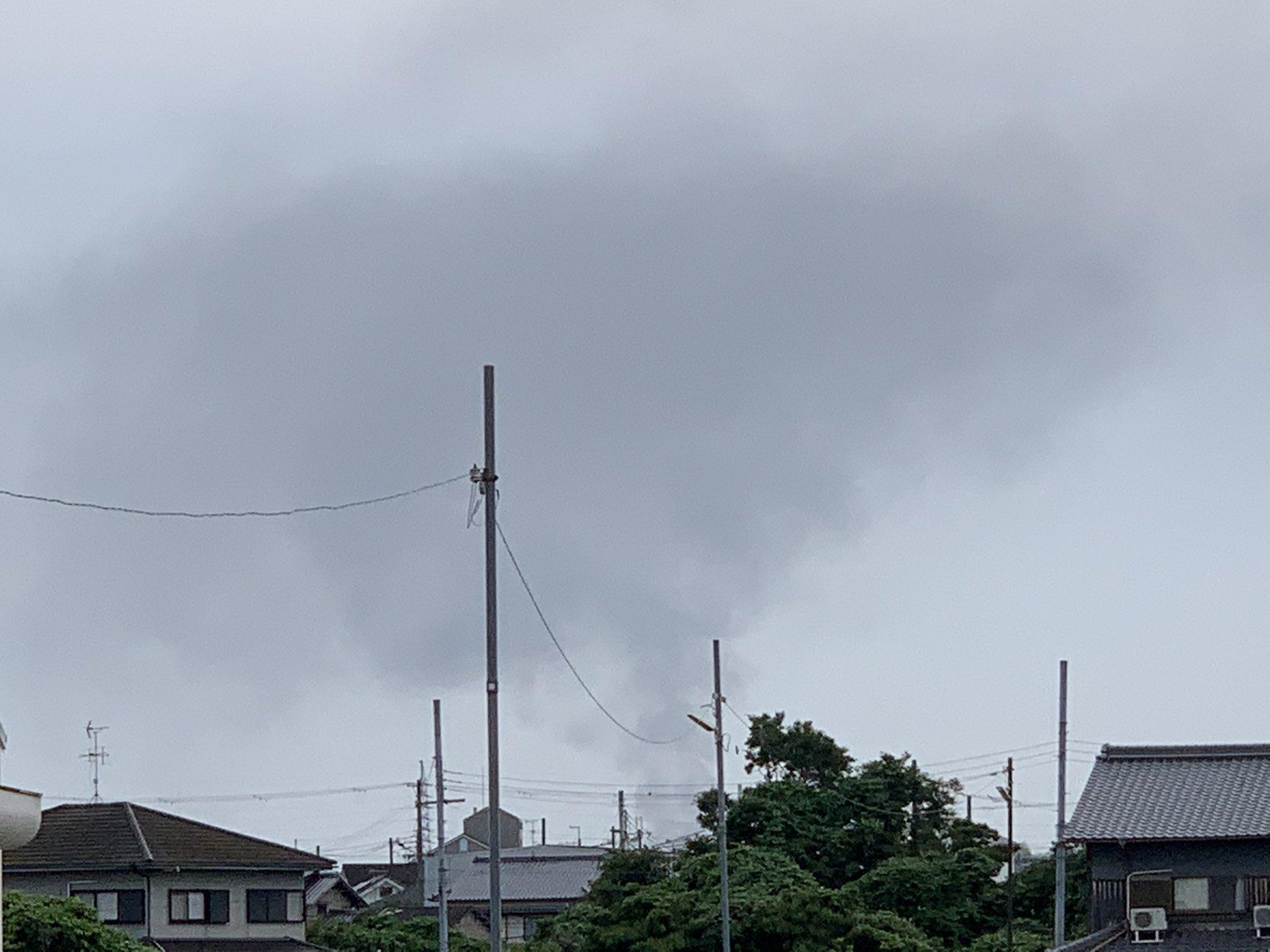 画像,大阪府泉南郡熊取町小垣内付近で火事 https://t.co/PbEH9pASNH。