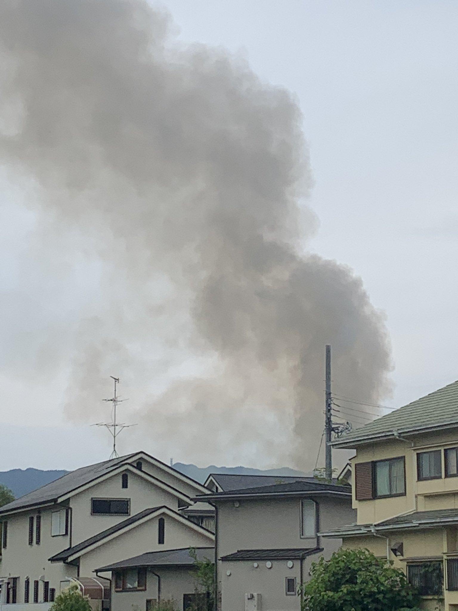 火事 熊取