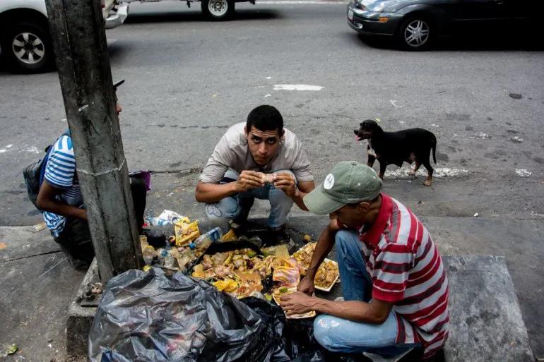 venezuelan people starving - HD1200×800