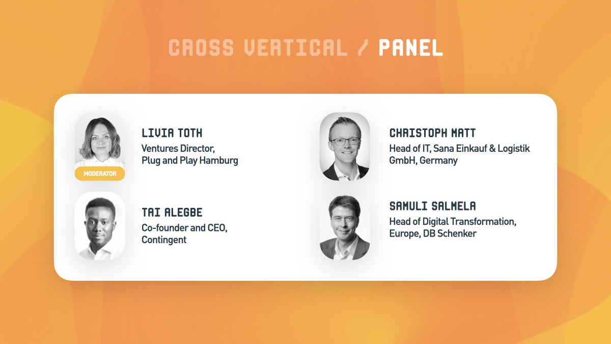 Join us at our virtual Munich Summer Summit for this #Insurance, #Health & #Retail Cross Vertical Panel Discussion on July 1st 👇  #MucPnPSummer2020   Register here: https://t.co/DOKEYZWaB8 https://t.co/Pm1cUogEvc