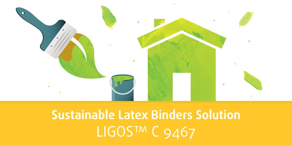 Our first-ever low-to-zero VOC capable latex, LIGOS™ C 9467, acts as a binder for interior paints & painter's caulk. Trinseo's John Dockery explains how our latest innovation balances environmental impact with maximum performance. https://t.co/qzp48ADxPj #sustainability https://t.co/0BocBuREhr