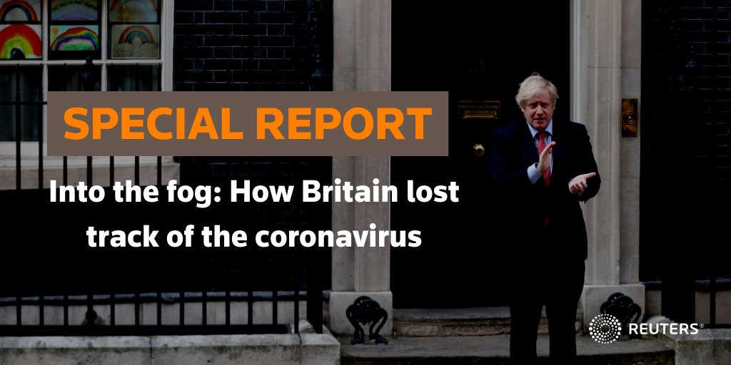 'Every mistake that was made did, unfortunately, cost lives,' says an epidemiologist at King's College London when talking about Britain's response to the coronavirus https://t.co/lBDHvLwpHZ https://t.co/AWy47lbQxt