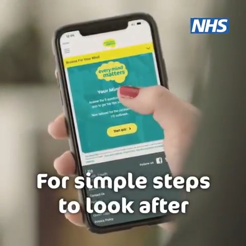 The #coronavirus outbreak is a challenging time for all of us, especially if you or your family are shielding or self-isolating at home. If you are struggling with your mental health, #EveryMindMatters has lots of advice and support: ➡️ nhs.uk/oneyou/every-m…