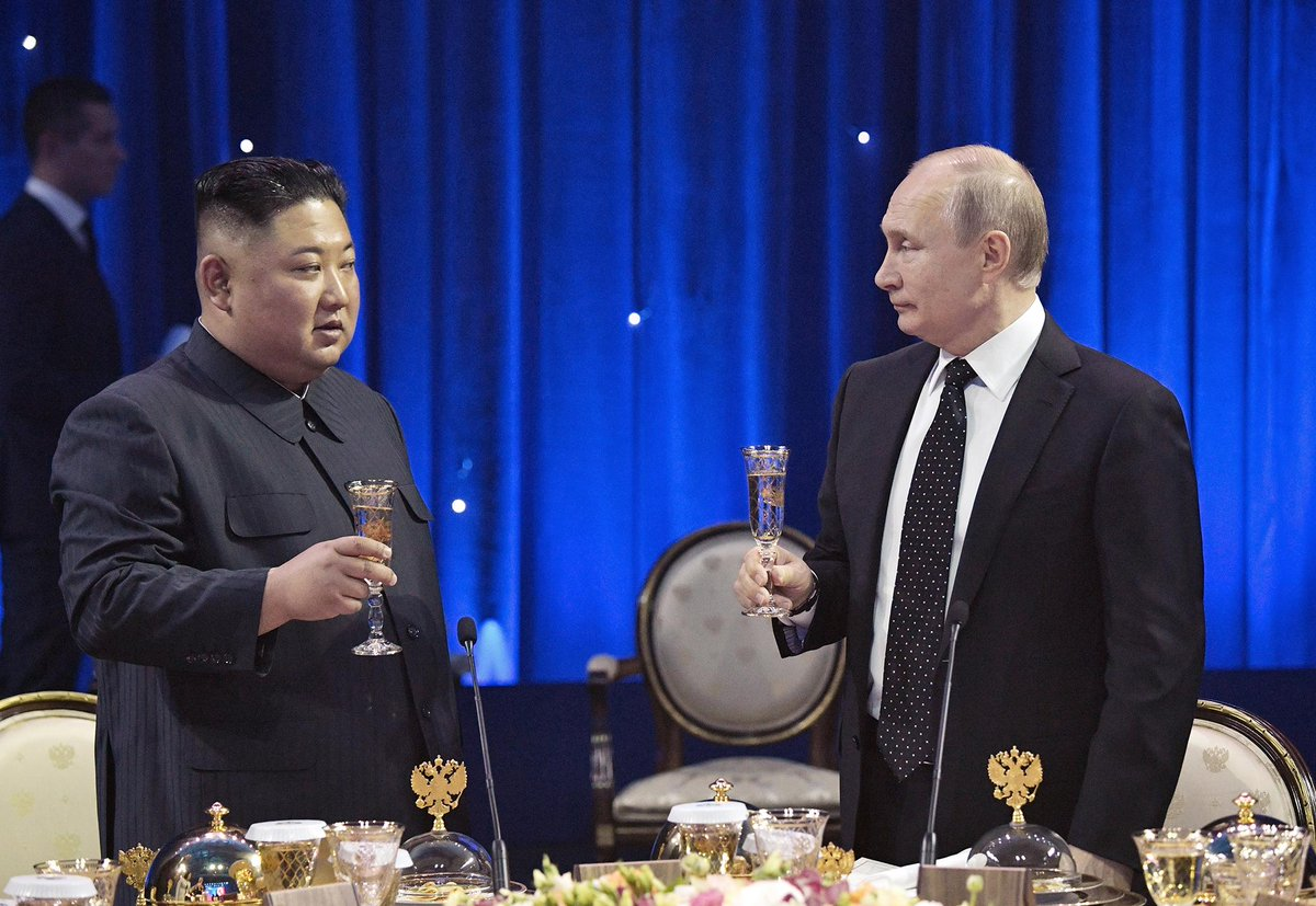 Marshal Kim Jong-Un trusts the word of DPRK intelligence over that of duplicitous foreign potentates.