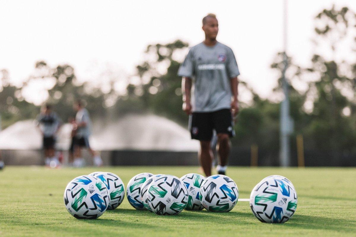 📍 Orlando  @FCDallas on the grind. 👊 https://t.co/8RncMNIu3Y