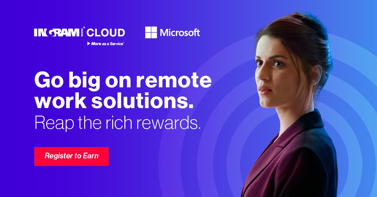 Last chance to turn remote work solutions into more money! Opt-in to our new #Microsoft #RebateProgram and start raking in generous rebates. All orders of #M365BusinessBasic and #O365E1 will give net new customers 6 months free when purchased by 30th June https://bit.ly/2BkElzjpic.twitter.com/skbUTuiDcc