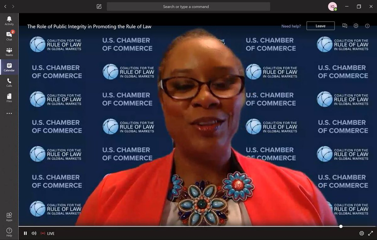 test Twitter Media - The @USChamber @KLGaither kicking off the #GlobalROL Forum. Fantastic start! https://t.co/zOV17xy7E4