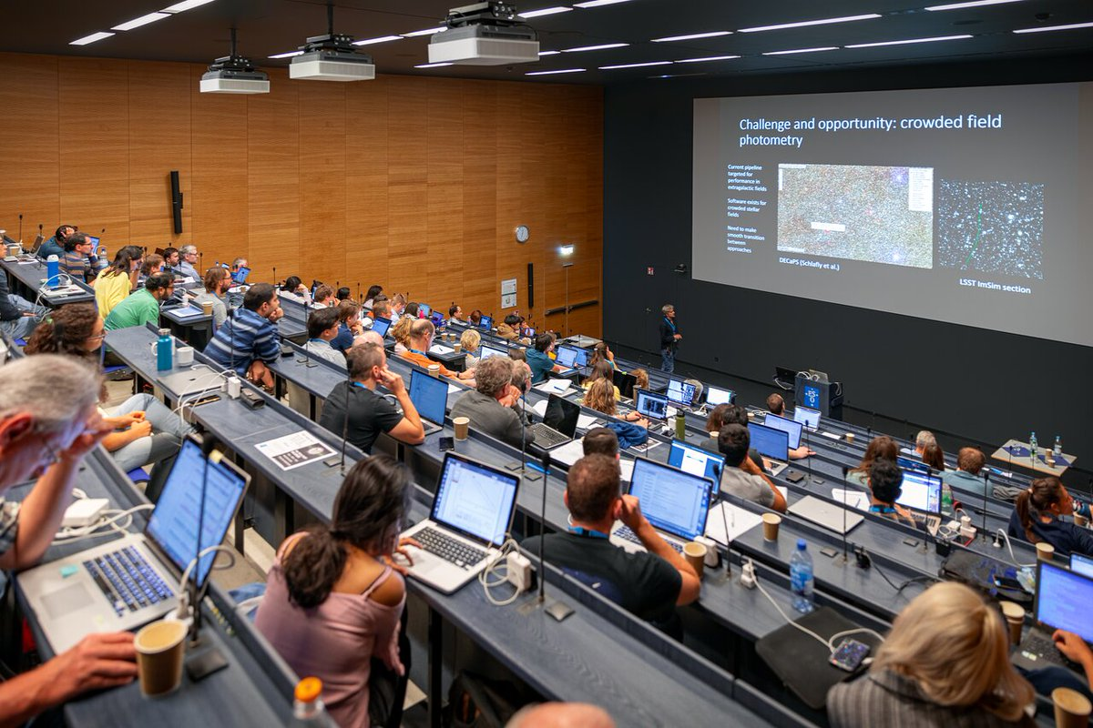 Q: How do I pursue a career in astronomy research? A: A good background in maths, physics, chemistry and computer science from high school to a university degree to a PhD is required to be a modern astronomer. Read more at: iau.org/public/careers/ Image credit: ESO/M. Zamani
