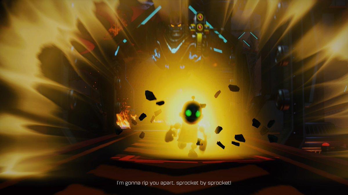 #Ratchet&Clank, #PS4sharepic.twitter.com/coeBnqGypq