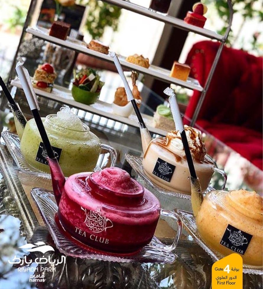 جربتوا الشاي المثلّج 🧊 من | Tea Club | 🤤 ؟؟  المنظر يغني عن الوصف 😋  #مولاتنا 🛍 https://t.co/O8yxjXUYEj