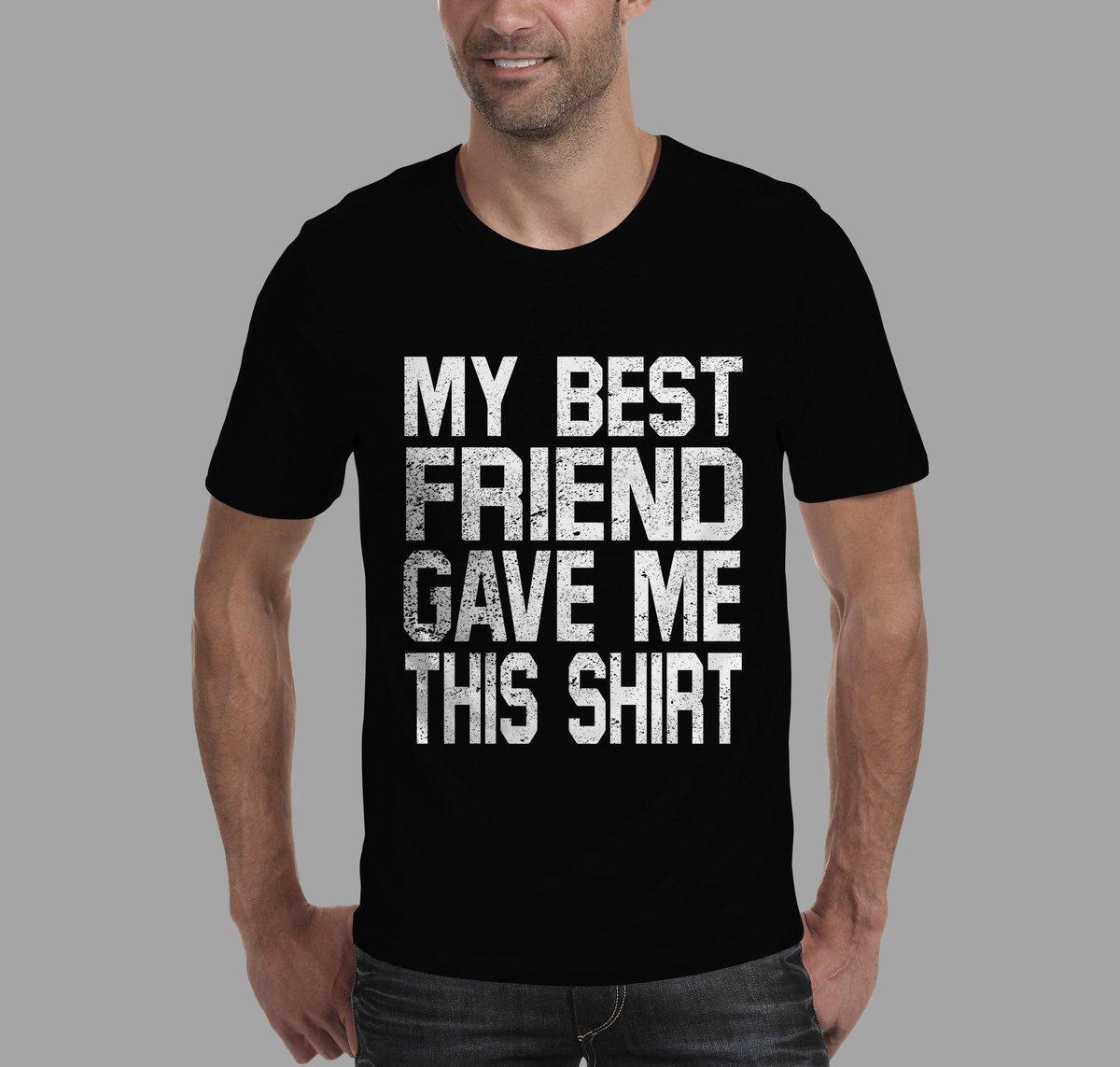 To purchase click a link in a profile.  #bestfriendshirt #bestfriendshirts #designsbestfriend #graphictees #tshirtprint #tshirtstyle  #tshirtsdesign #tshirtonline #tshirtlovers #graphicdesign #tshirtdesign #customtees #shirtsonline #shirtlovers #shirtsale #shirtstyle #shirtgiftpic.twitter.com/RfJEADRslw