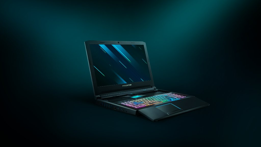 Wield the HyperDrift keyboard, unleashed overclocking, and 10th Gen Intel® #Corei9  of the #Helios700 to access levels of performance you thought unfathomable. Unlock the unbelievable here: https://t.co/TitXkezmHy #NextAtAcer https://t.co/3topGiRkwV