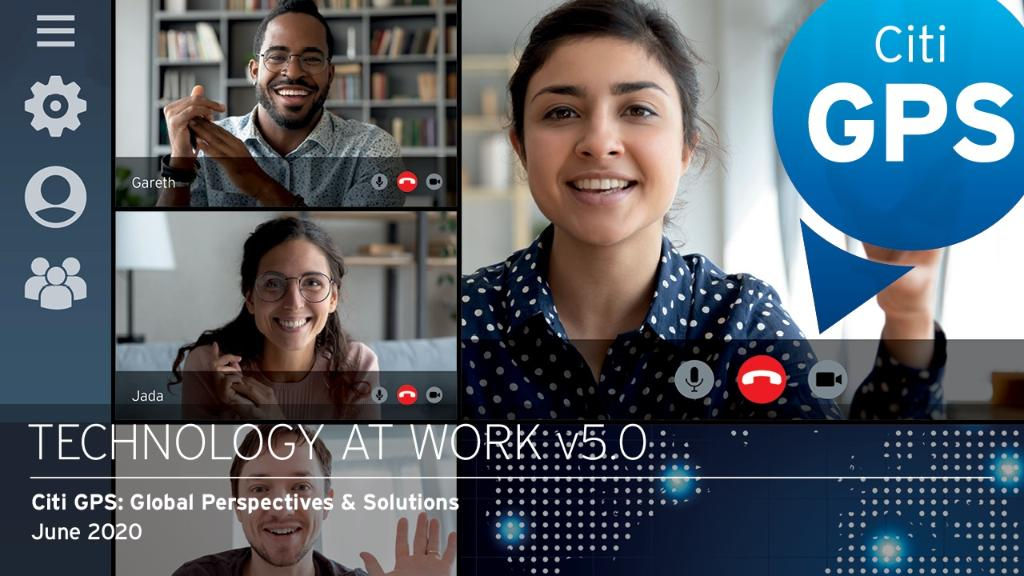In our latest #Citi GPS report, we explore the new world of remote work. Read more: https://t.co/QS5vTzrPiJ https://t.co/jSW60NeMSZ