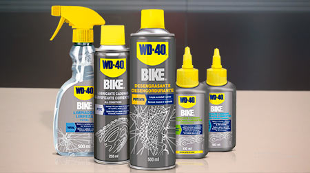 Ya puedes ver en Youtube, la nueva gama de productos @WD40Bike específicos para el cuidado y mantenimiento de bicicletas.  ¡No te pierdas el video!... Josema Fuente os cuenta todo sobre todo estos 5 productos https://t.co/W09d1NSczg https://t.co/CP6vmxsIIj