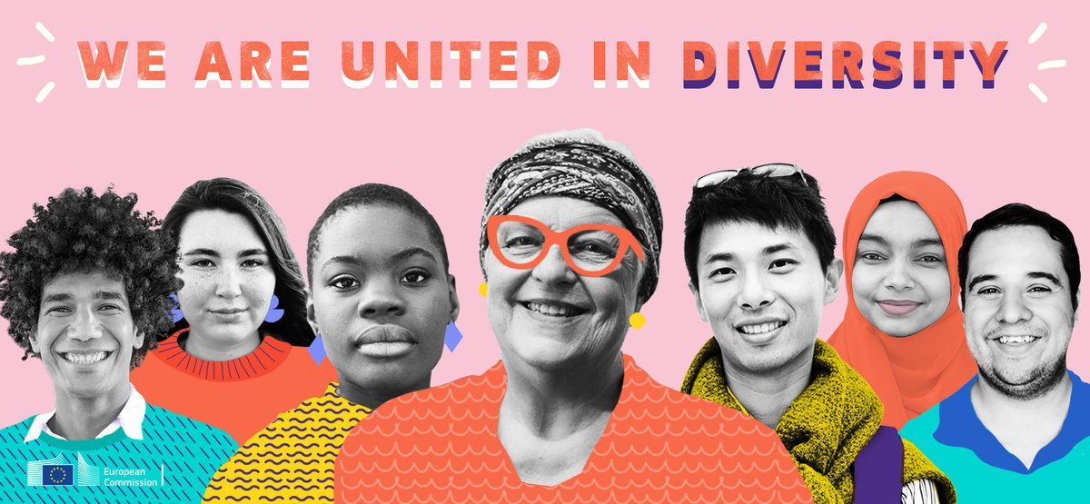 Today marks 20 years of the #RaceEqualityDirective.  It prohibits discrimination on grounds of race & ethnic origin.  It is one of the building blocks of EU efforts to fight discrimination & work towards a #UnionOfEquality where there is #NoPlace4Hate   ➡️https://t.co/q6qmwUGwmM https://t.co/vcygft3Pe5