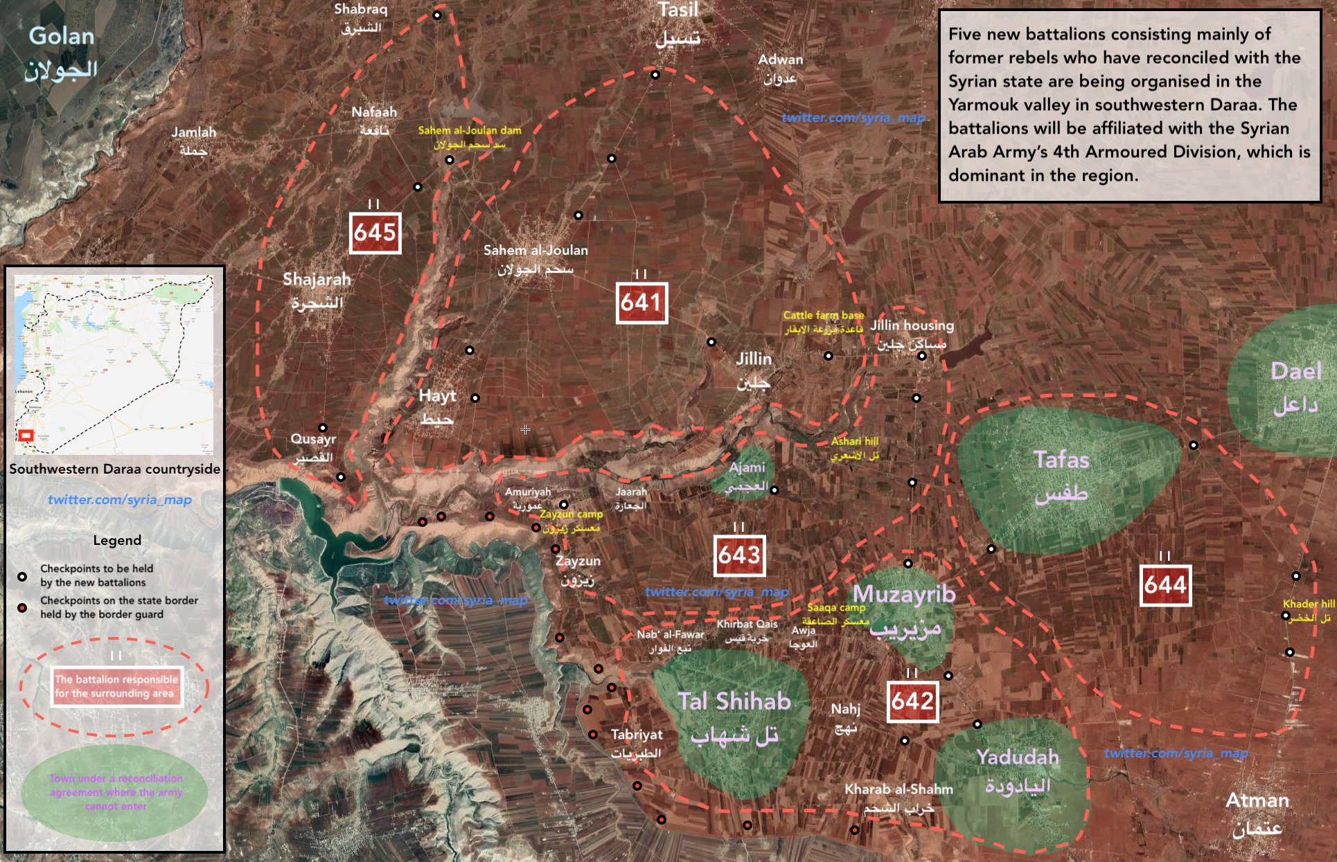 Syrian War: News #22 - Page 10 EbrOytmX0AARCKc?format=jpg&name=large