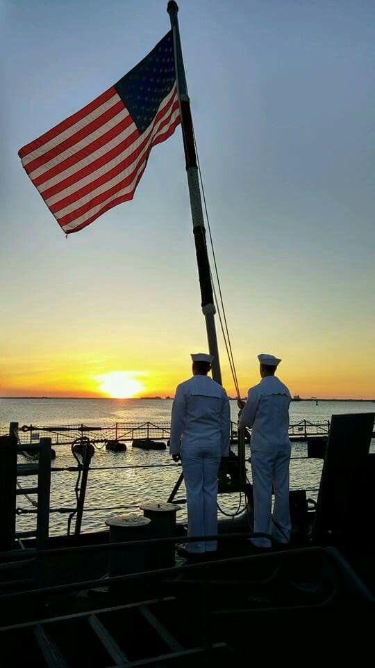 Good Morning Shipmates! Good Morning America! 🍻⚓️🇺🇸