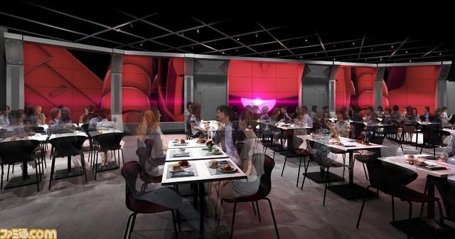 """test ツイッターメディア - """"ガンダムカフェ 秋葉原店""""が""""ガンダムカフェ トーキョー ブランドコア""""となって7月31日にオープン。4つのエリアで構成された体験型のレストランに!! https://t.co/3a6V7kWUwL https://t.co/EqydcQrxVh"""