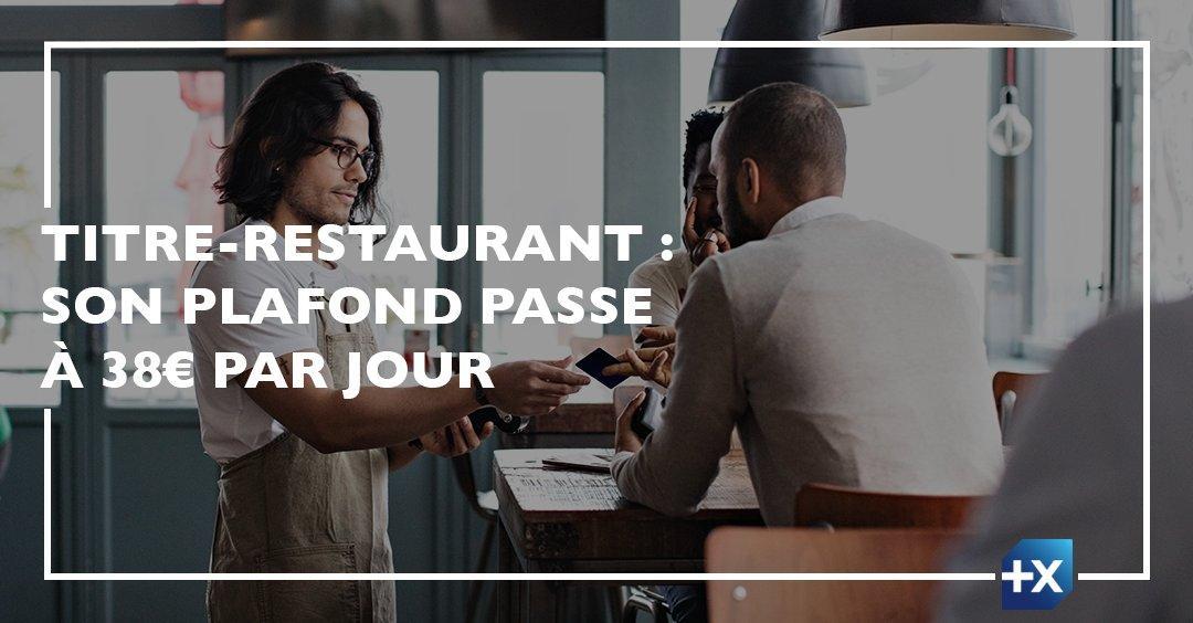 [Une banque plus simple] Vous disposez de titres restaurant ? Jusqu'au 31/12/2020 vous pourrez régler vos achats alimentaires avec pour un montant allant jusqu'à 38 euros par jour 😃 https://t.co/HT0LQWudjX
