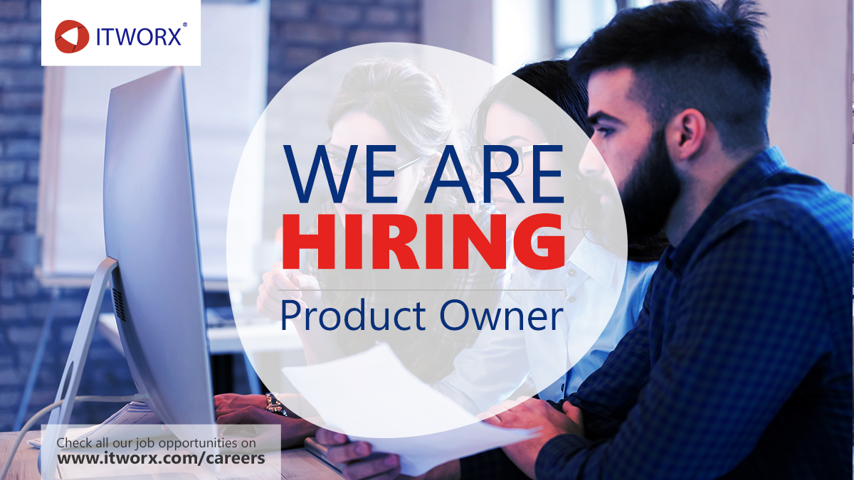 We're Hiring Product Owner: https://t.co/y3pLPcFETt Apply Now🖱 #ITWorx #Careers https://t.co/1uPqL1KmTr