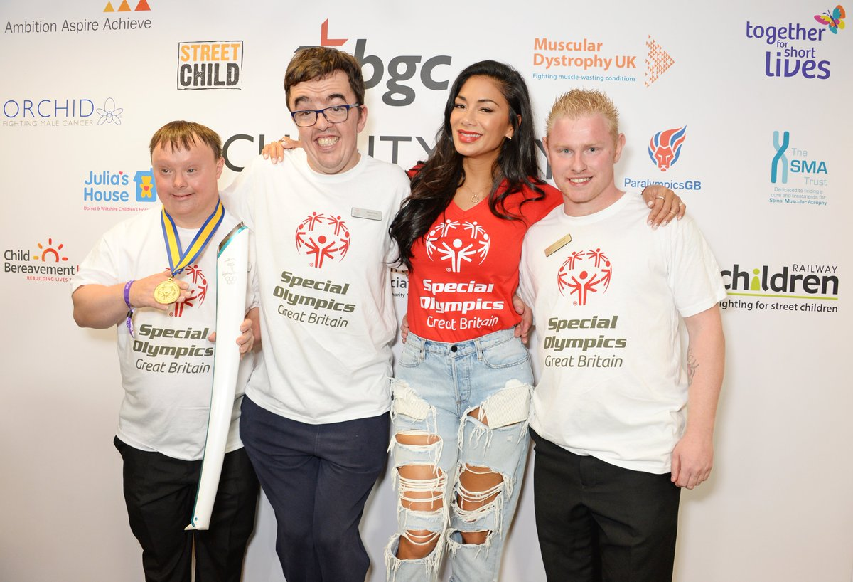 Happy Birthday to @NicoleScherzy from all your friends @SOGreatBritain! #ThankYou for all your support - It really does mean the world to us. 🎂🎁🎈