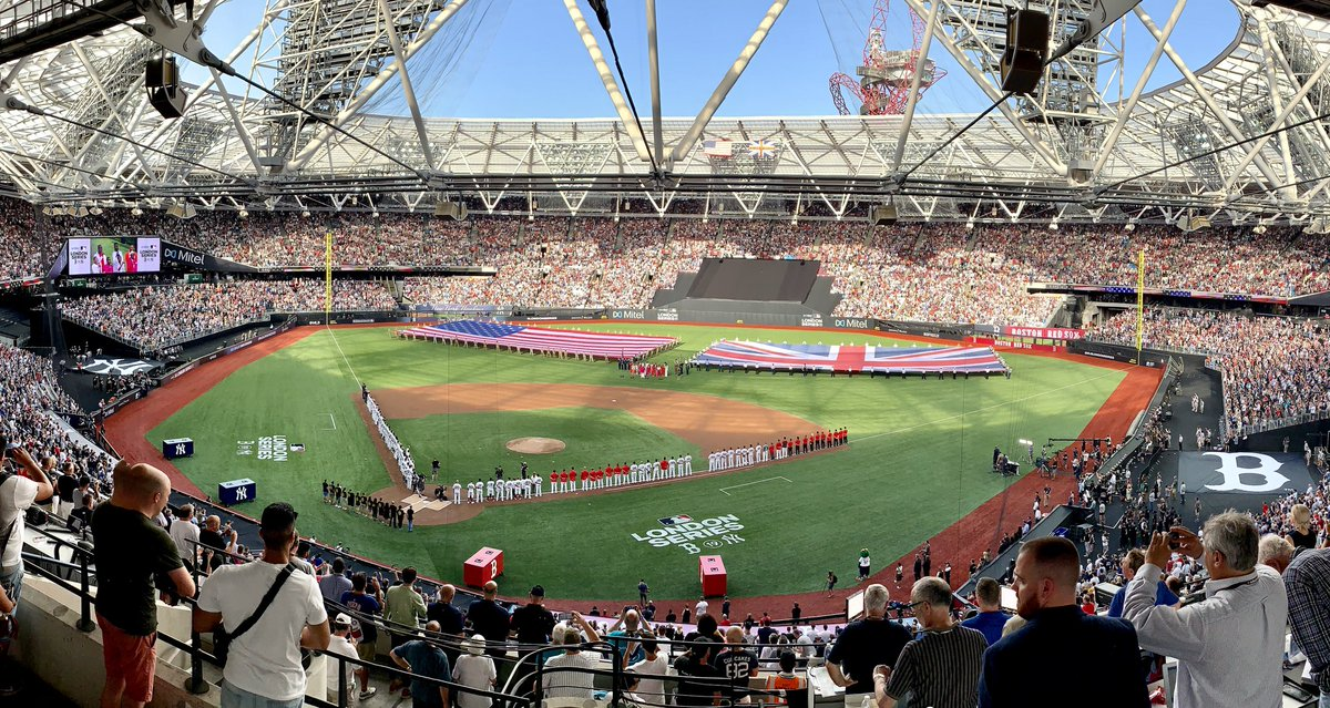 One year ago today: the wildest first inning of pinball baseball I've ever seen. #LondonSeries https://t.co/brZ1kokDdG