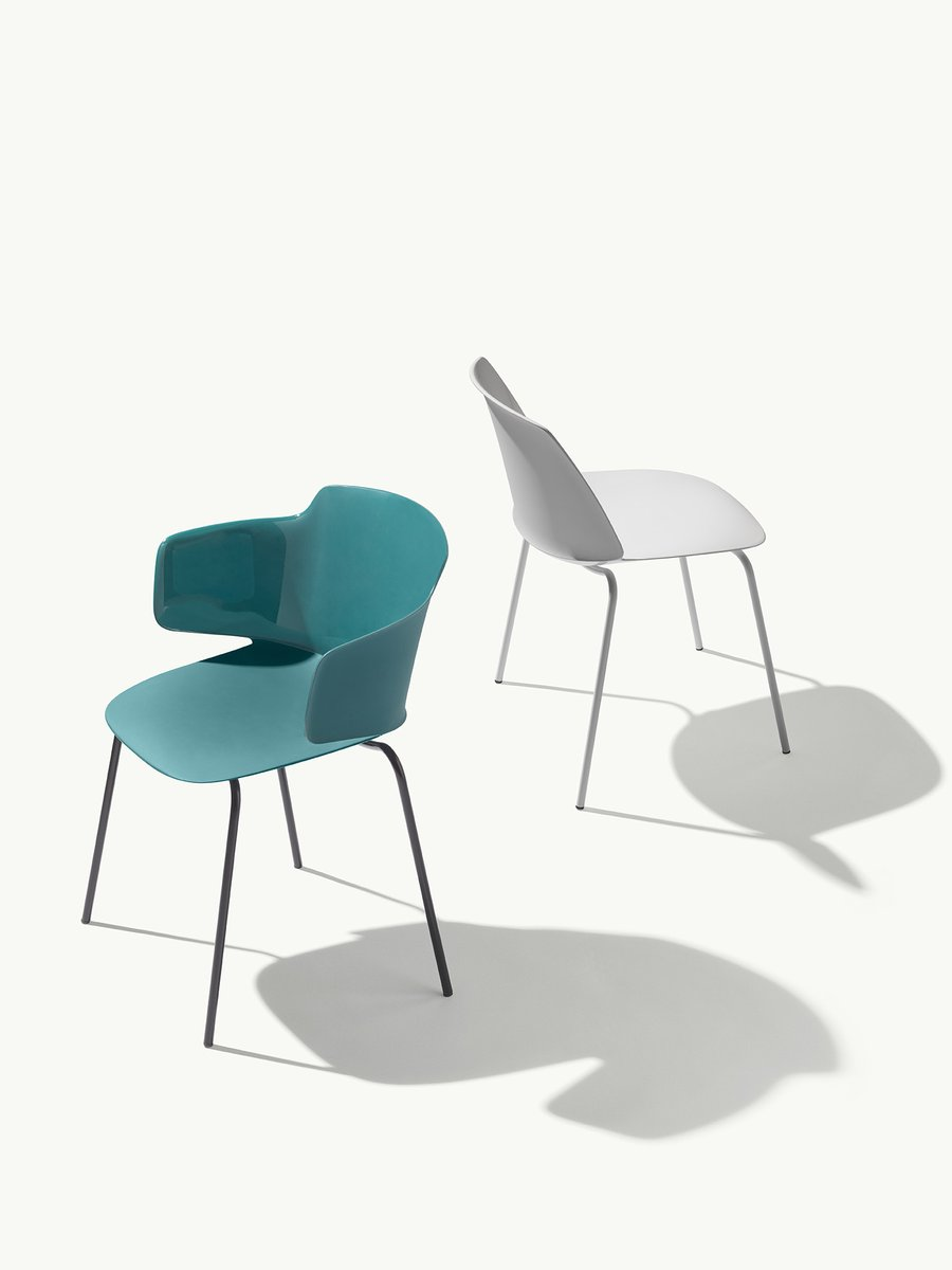 The synergy that strengthens the connection between people and spaces is important across all collections. Classy is no different. This new and important collection of chairs is designed by Luca Nichetto.  https://t.co/6xsrOwOdjV