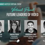 This Wednesday, @Captify's Jordon Mullings joins a panel of emerging #adtech stars from @mindshare_uk & @essenceglobal to delve into the current state of the #video market & the challenges and opportunities facing brands & publishers. Register here https://t.co/vBqjii8249