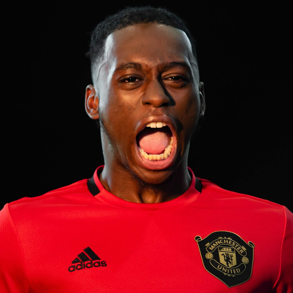 🗓️ #OTD in 2019, Manchester United unveiled new signing Aaron Wan-Bissaka 🔴🕸️  #UEL https://t.co/cbmtAKsion