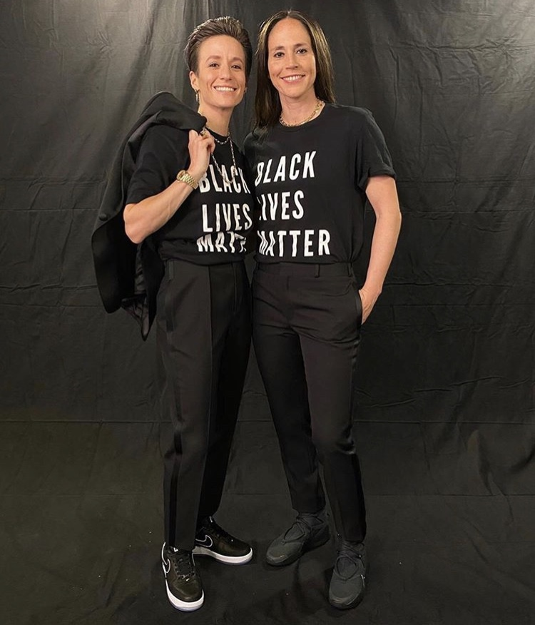 """""""Do black lives matter to you when they're not throwing touchdowns, grabbing rebounds, serving aces? If that was uncomfortable to hear, good. This is our moment to prove we know a better world is one where black lives are valued."""" - @S10Bird   #MondayMotivation https://t.co/hDDwX91v9V"""