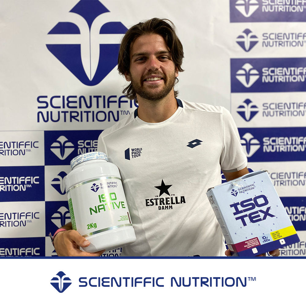 Garrido Scientiffic Nutrition