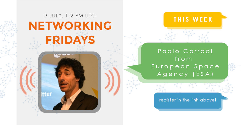 This Friday, join @AIRCentre_org #netfridays  Paolo Corradi will discuss the use remote sensing for the detection of #marine #plasticpollution pollution. A great discussion related to #MITPortugalProgram #climate #ocean #space areas.  👉Register TODAY: https://t.co/FTGfrT9tYC