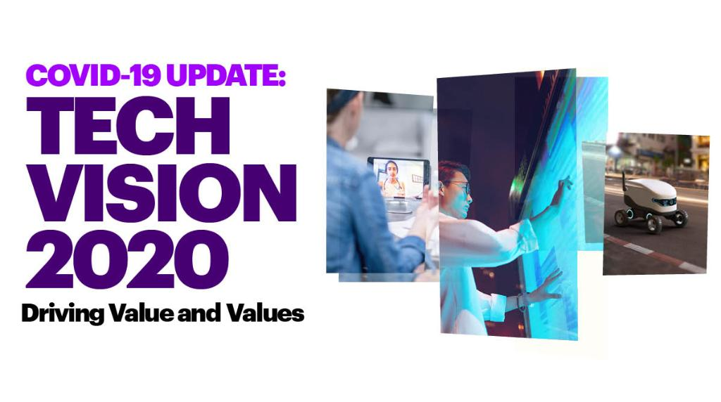 The need for technology innovation is greater than ever due to #COVID19. Find out why in our update to #TechVision2020: https://t.co/tQiUFkLUOB https://t.co/FZ6BNlfHiY