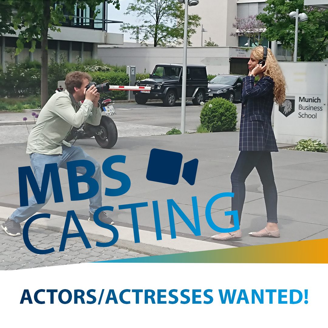 #MBS is looking for actors and actresses for a new corporate video! 🎬 You enjoy being in the spotlight, your visual age is between 25 and 35 or 40 and 45 years and you are available from 27 to 31 July? Then we are lookníng forward to your #casting video! Spread the word! https://t.co/NSGHh8whmH