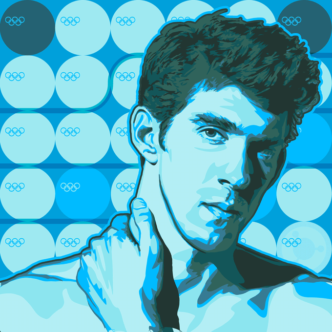 Happy Birthday, Michael Phelps!