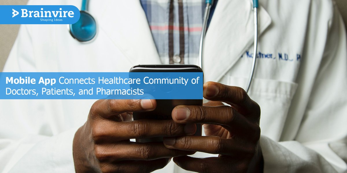 We developed an app for a popular healthcare client. The app helped to unify the entire healthcare ecosystem and can run under the user's fingertips. Know more:  https:// bit.ly/3dnHg7f      #healthcare #mobileapp #appdevelopment <br>http://pic.twitter.com/9k2ar2ZS7p