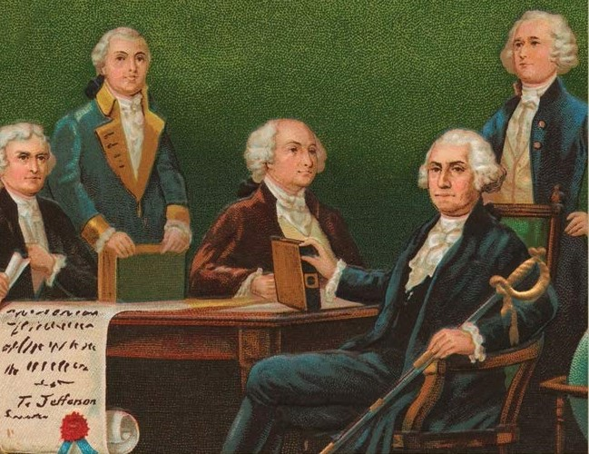 This week, learn about the origins of the presidential cabinet in: The Cabinet: George Washington & the Creation of an American Institution  Wednesday July 1 @ 5:30pm  with Lindsay M. Chervinsky @lmchervinsky @Harvard_Press  https://t.co/K3agE7kakc https://t.co/UGydt3gtYo
