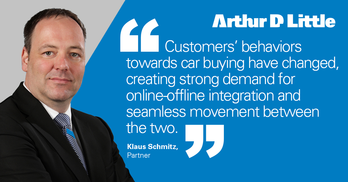 On average, customers nowadays visit car dealerships 1.5 times in their #car purchasing processes. The rest of the process is done online. Therefore, optimizing the #customer journey and delighting buyers needs to be at the top of the management agenda:  https://t.co/jRiZWmpoo0 https://t.co/EdmAa7XtAB