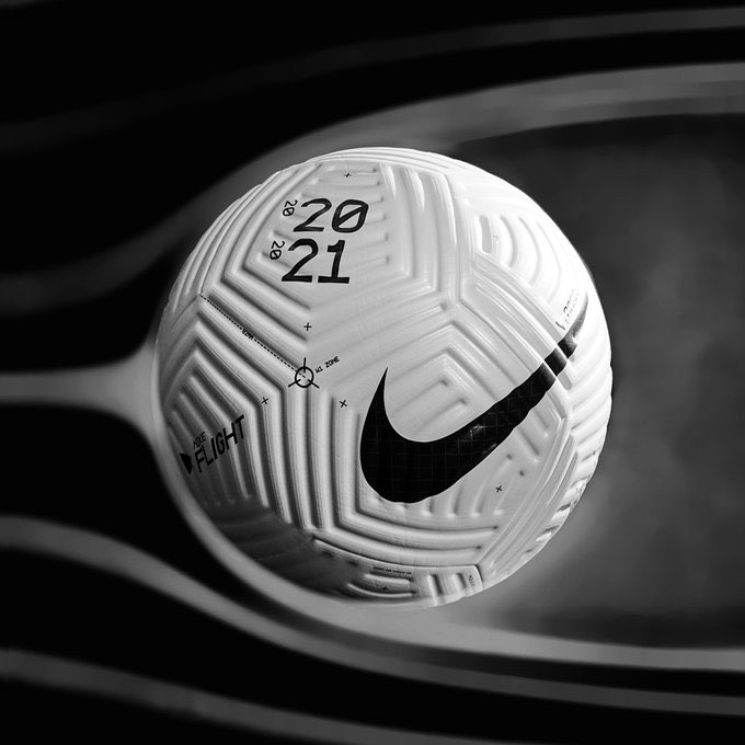 "Nike have released the new 'Flight' ball for all Nike leagues ahead of the 2020/21 season.  Designed to address the issue of inconsistent aerodynamics, it has ""30% truer flight"" than previous match-balls. https://t.co/olO8fH9dP9"