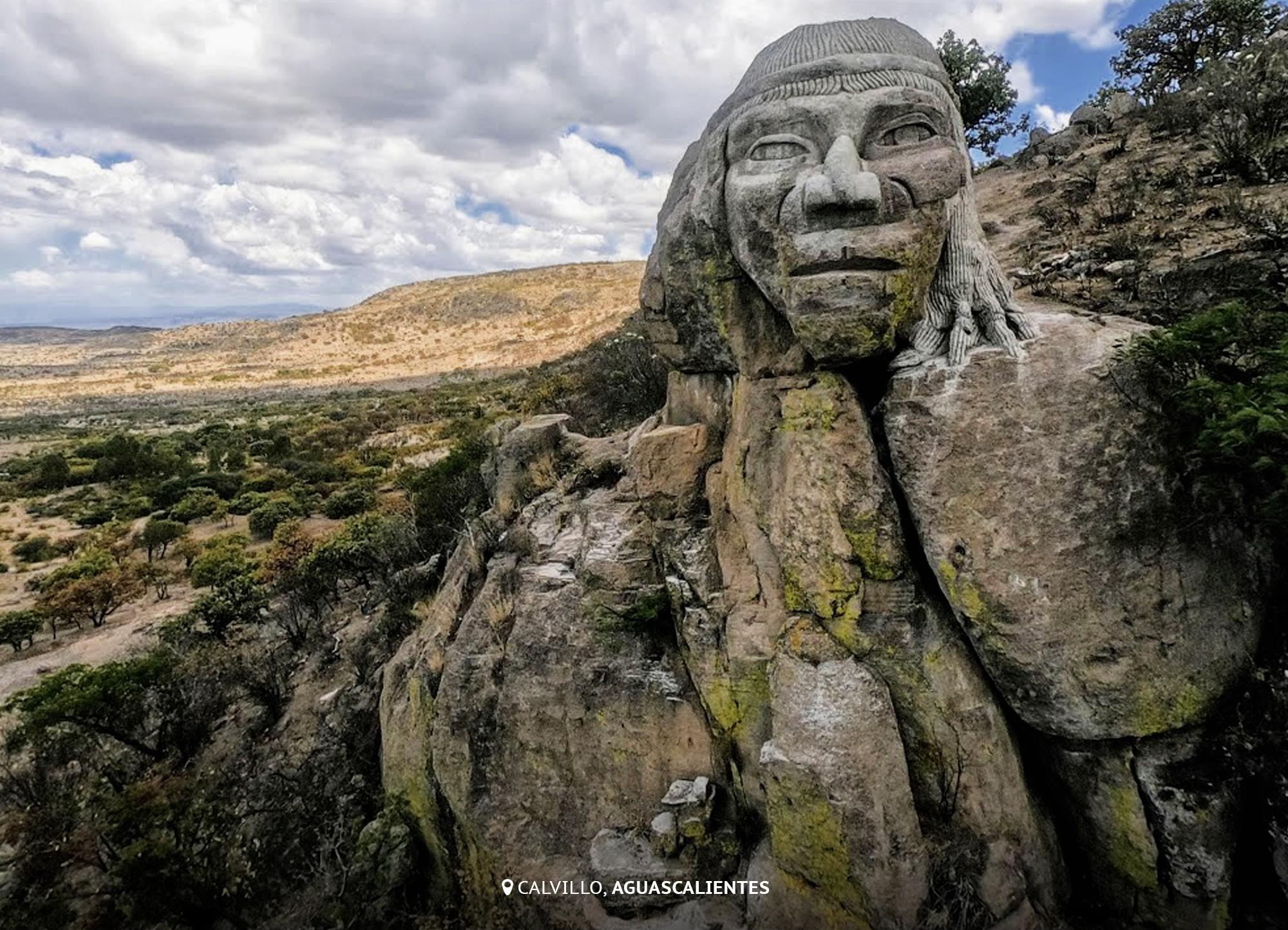 Catatan Kecil: The Great Chichimeca Head - Pe Jung Labs