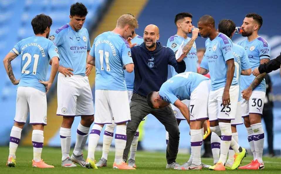 "Ecuagol on Twitter: ""¿LO PIDIÓ PEP? || Manchester City se fija en ..."