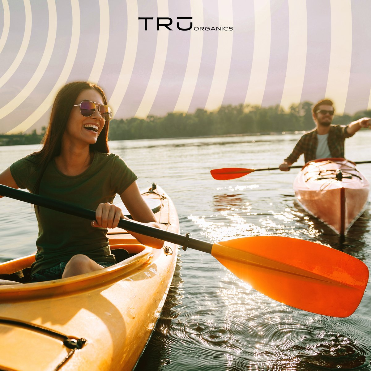 Life was made for good friends and great adventures!  Spends some time outdoors this week, soak up some sun, have some fun, and rejuvenate with Tru Organics CBD.   #cbdheals #painrelief #cbdpainrelief #summeradventures #kayaking #warmwaters #outdoorvibes<br>http://pic.twitter.com/TsvHIJSBKZ