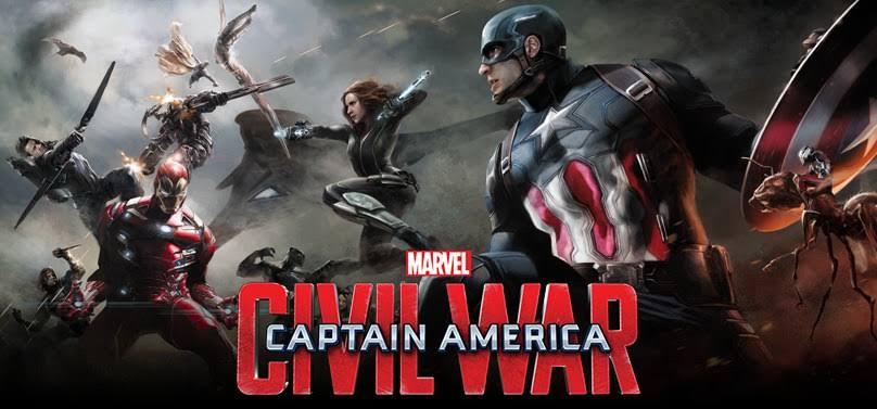 En redes ha iniciado una campaña para que #Marvel cambie el nombre de #CapitánAmérica: Civil War. Debido a que hace alusión al conflicto bélico en USA en la cual se consiguió la abolición de la esclavitud de afrodescendientes en territorio norteamericano. https://t.co/uoDwSUCgVn