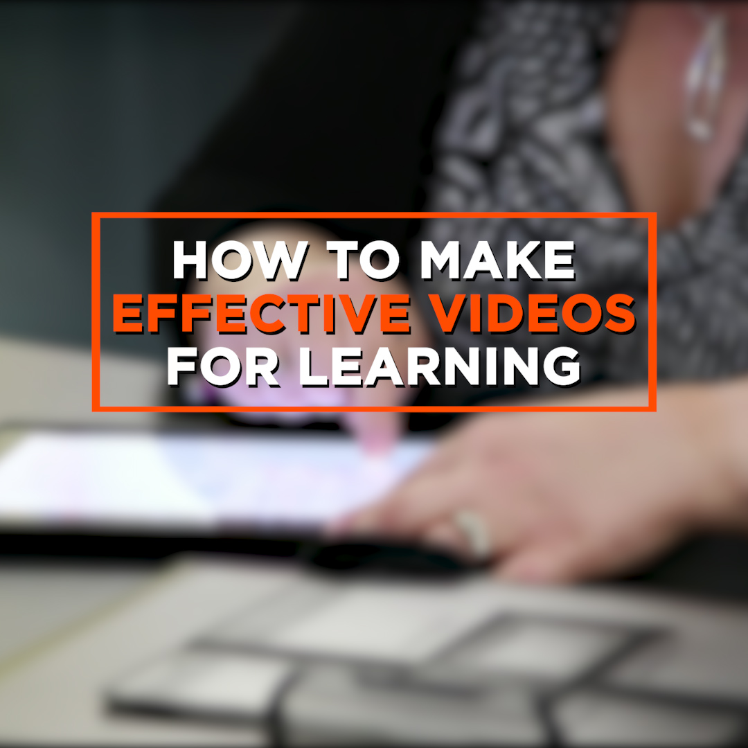 These 5 tips can help educators create effective videos for learning. 🙌🏾 https://t.co/5BpqBrGDaL