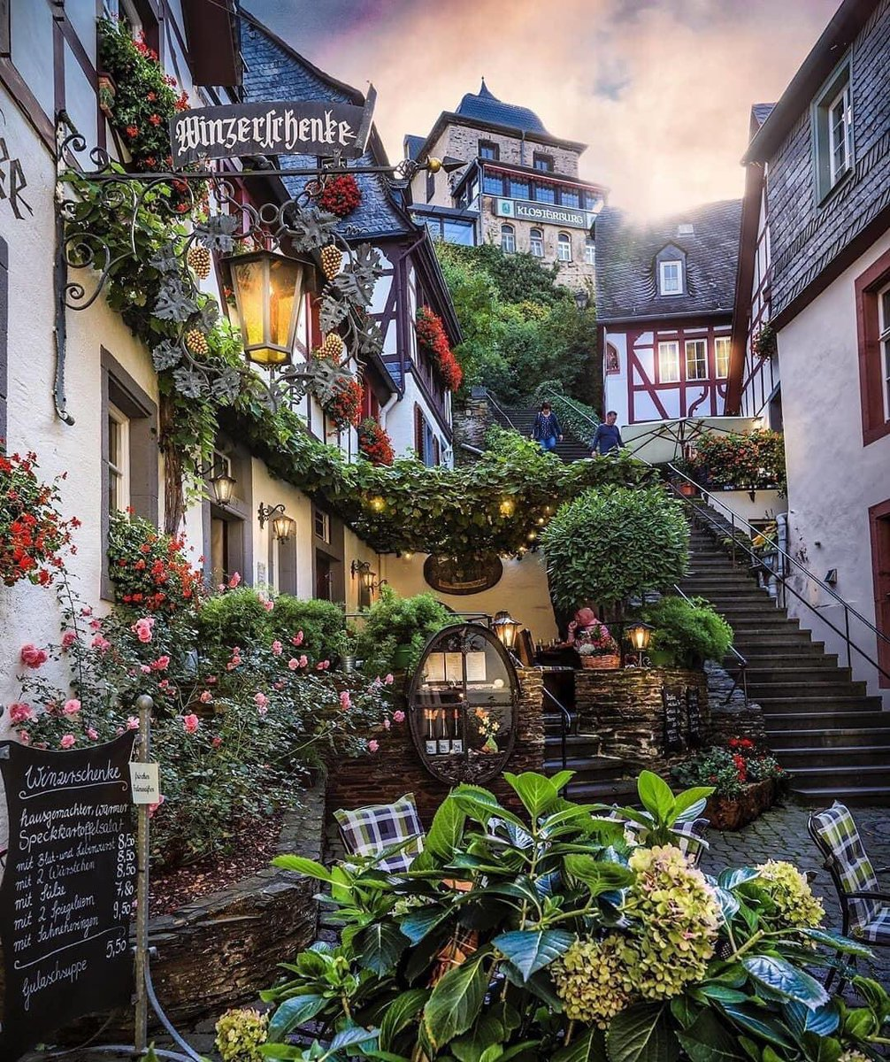 Welcome to Beilstein, #Germany pic.twitter.com/ePkGckOgbB