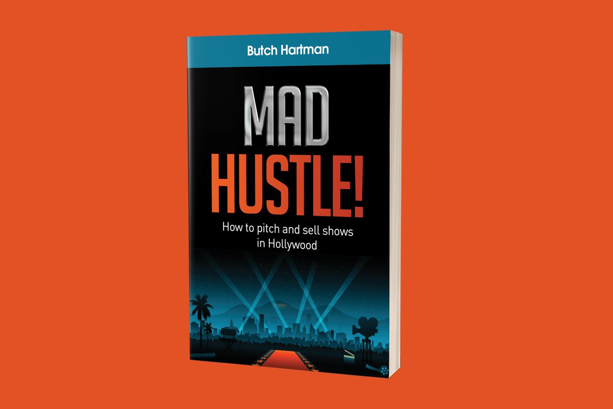 Want to learn some of the secrets to pitching and selling shows in Hollywood? Then check out my new book! Click to sign up and be notified of the official launch and to get a FREE CHAPTER! Remember: the Dream is free, but the hustle is sold separately. https://t.co/l2EXE1lV9N https://t.co/v2mX1hSezq