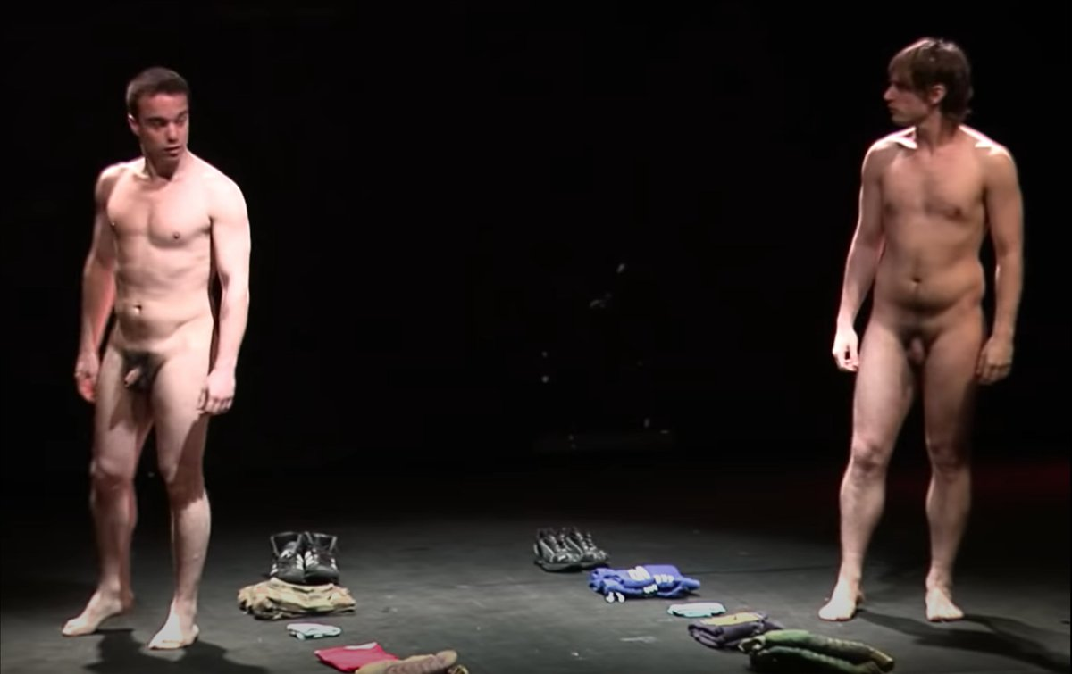 Male Nudity In New York Stage For Fans Of Male Actors Nude Onstage